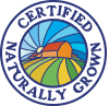 Certified Natually Grown